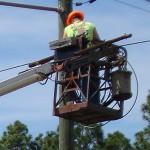 Photo storm drain maintenance and restoration Panama City FL